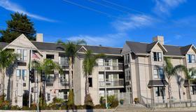 Motel Santa Cruz - Santa Cruz - Edificio