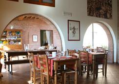 Hotel More di Cuna - Monteroni d'Arbia - Restaurante