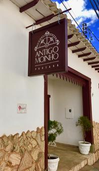 Pousada Antigo Moinho - Tiradentes - Cảnh ngoài trời