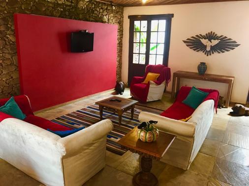 Pousada Antigo Moinho - Tiradentes - Phòng khách
