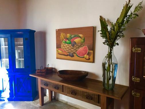 Pousada Antigo Moinho - Tiradentes - Hành lang