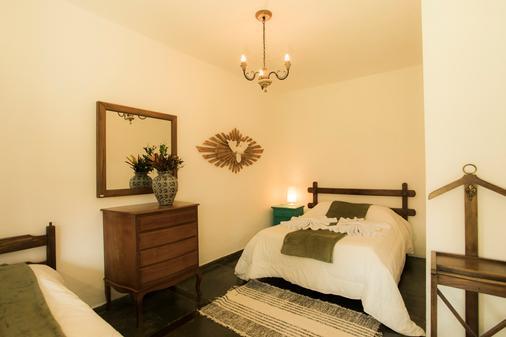 老磨房賓館 - 蒂拉登特斯 - 臥室