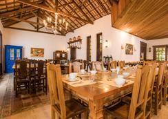 Pousada Antigo Moinho - Tiradentes - Nhà hàng