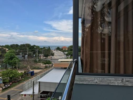 Quang Vinh Motel - Xuyên Mộc - Balcony