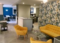 Hôtel Azur - Agde - Lounge