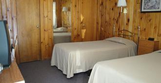 多瑞汽車旅館 - 萊克喬治 - 喬治湖 - 臥室