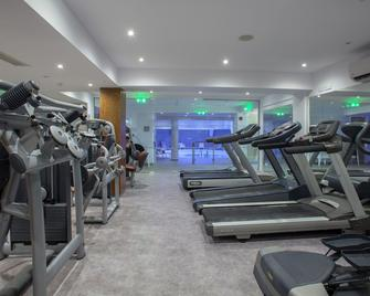 The King Jason Paphos - Adults Only - Paphos - Gym