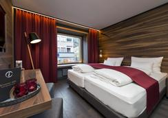Stadthotel brunner - Schladming - Bedroom