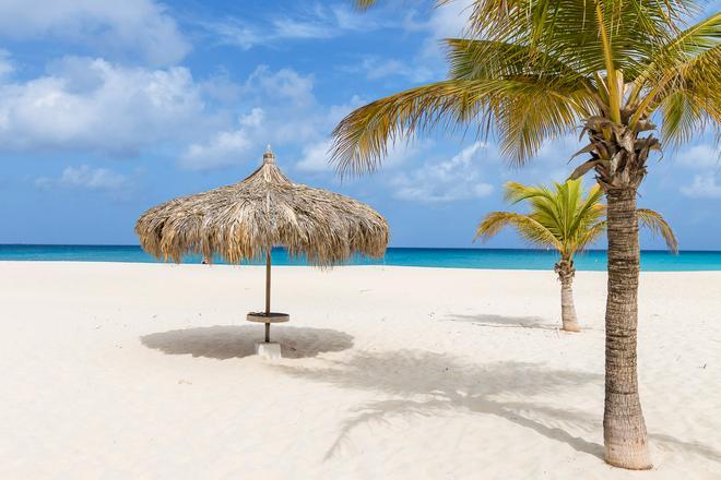 Manchebo Beach Resort and Spa - Ораньестад - Пляж