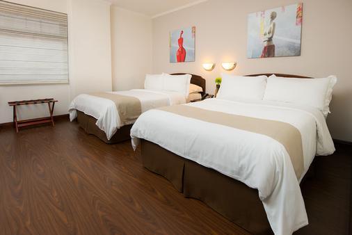 Parque del Lago Boutique Hotel - San José - Bedroom