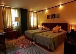 Manila Manor Hotel - Manila - Soverom