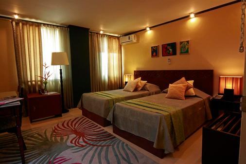 Manila Manor Hotel - Manila - Bedroom