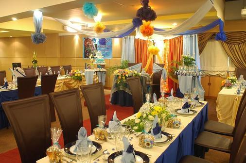 Manila Manor Hotel - Manila - Neuvotteluhuone