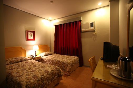 卡薩萊蒂西亞商務酒店 - 達弗澳 - 達沃 - 臥室