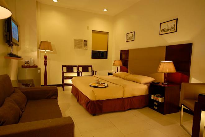 Casa Bocobo Hotel - Manila - Ruoka