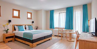 ホテル アジア サラエヴォ - サラエヴォ - 寝室