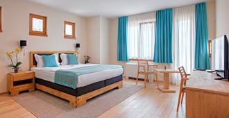 호텔 아지자 - 사라예보 - 침실