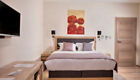 Hotel Aziza - סרייבו - חדר שינה