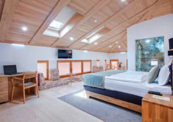 阿茲扎酒店 - 薩拉熱窩 - 臥室