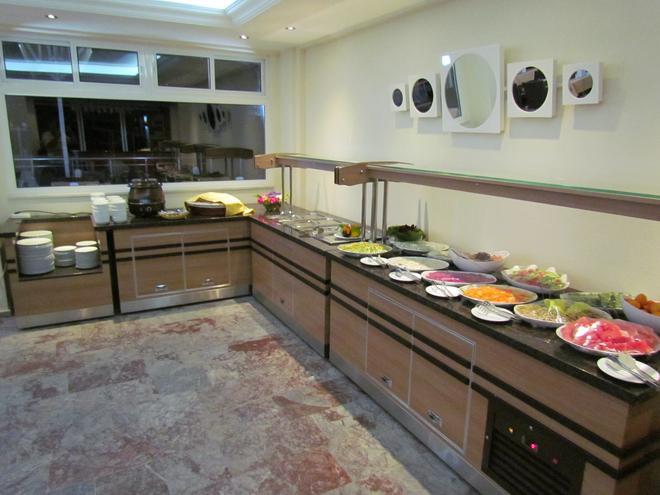 Dalyan Palmiye Resort - Dalyan (Mugla) - Thức ăn