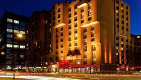 Amsterdam Marriott Hotel - Amsterdam - Gebouw