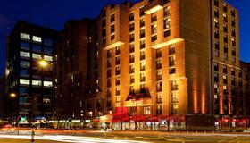 Amsterdam Marriott Hotel - Amsterdam - Rakennus