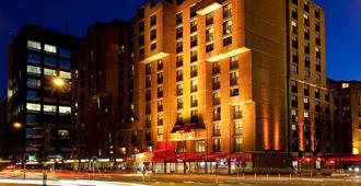 โรงแรมอัมสเตอร์ดัม แมริออท - อัมสเตอร์ดัม - อาคาร