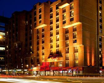 Amsterdam Marriott Hotel - Амстердам - Building