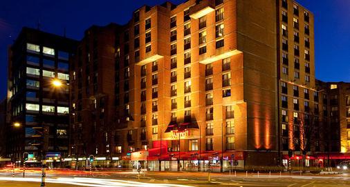 Amsterdam Marriott Hotel - Amsterdam - Building