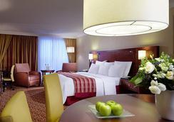 Amsterdam Marriott Hotel - Amsterdam - Bedroom