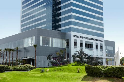 Riu Plaza Guadalajara - Guadalajara - Building