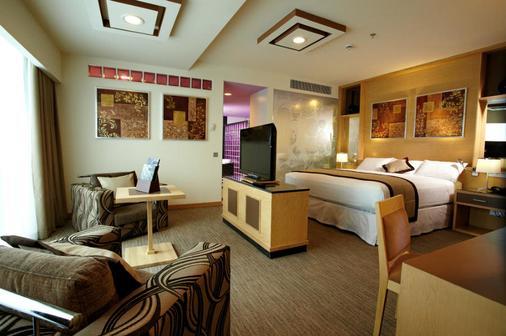 Riu Plaza Guadalajara - Guadalajara - Bedroom