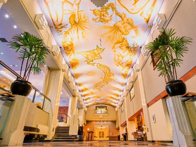 札幌萬麗酒店 - 札幌 - 大廳