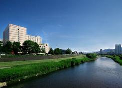 Premier Hotel -Tsubaki- Sapporo - Sapporo - Widok na zewnątrz