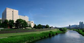 Premier Hotel -Tsubaki- Sapporo - Sapporo - Toà nhà