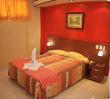 La Posada De Lobo Hotel & Suites - Iquitos - Makuuhuone