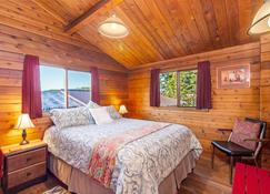 Juniper Lane Guest House - Friday Harbor - Slaapkamer