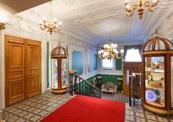 Trezzini Palace Hotel - São Petersburgo - Hall