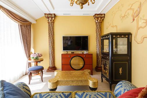 Бутик Отель Дворец Трезини - Санкт-Петербург - Гостиная