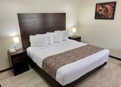 經濟旅館 - 羅斯威爾 - 羅斯維爾 - 臥室
