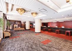 Hakata Green Hotel No.2 - Fukuoka - Vastaanotto