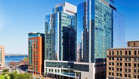 InterContinental Boston - Boston - Rakennus
