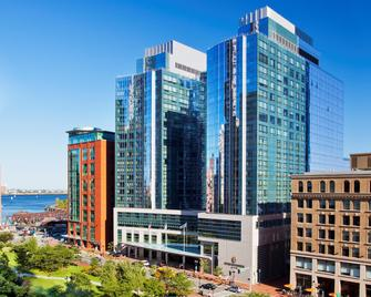 InterContinental Boston - Бостон - Building