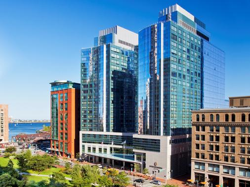 InterContinental Boston - Boston - Building