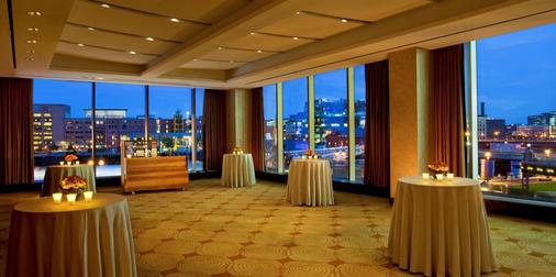 InterContinental Boston - Boston - Sala de banquetes