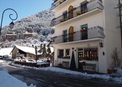 Hotel Residencia Aldosa - L'Aldosa - Edifici