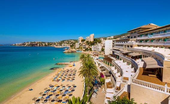 Nixe Palace Hotel From 96 Palma De Mallorca Hotels Kayak
