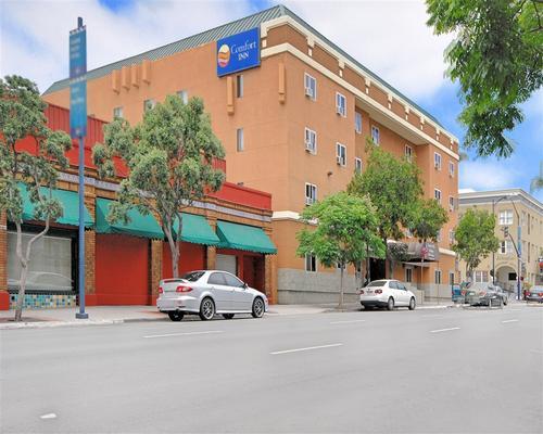 瓦斯燈凱富會議中心酒店 - 聖地牙哥 - 聖地亞哥 - 建築