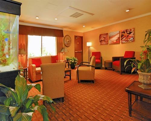 瓦斯燈凱富會議中心酒店 - 聖地牙哥 - 聖地亞哥 - 休閒室