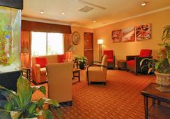 Comfort Inn Gaslamp Convention Center - San Diego - Oleskelutila